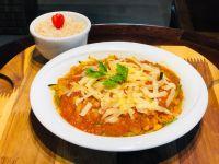 Espaguete de Abobrinha Veg.